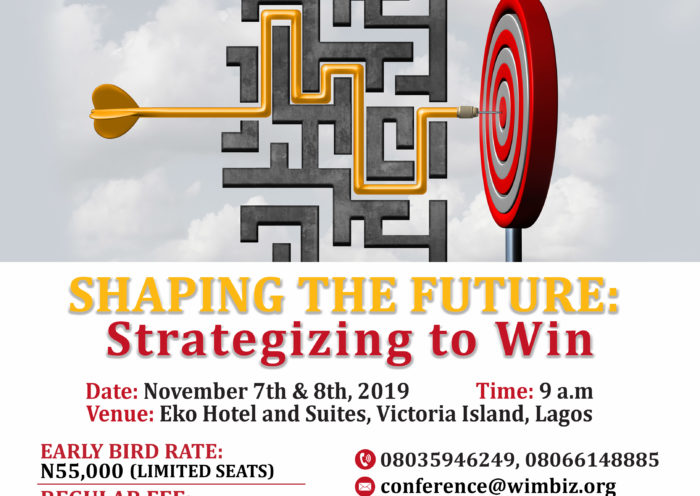 Learn How You can Strategize to Win at The 18th WIMBIZ Annual Conference | November 7th & 8th