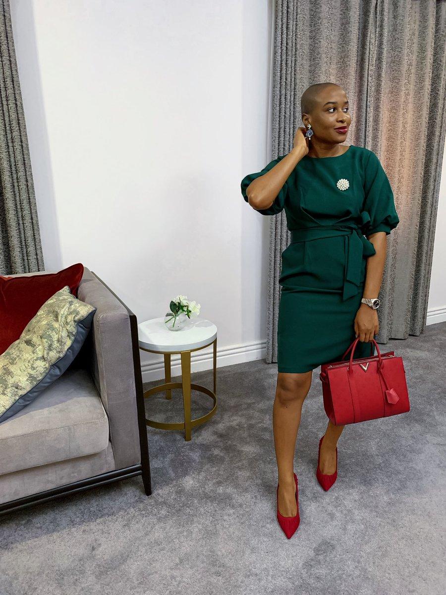 Glory Osei Monday Work Wear Inspiration