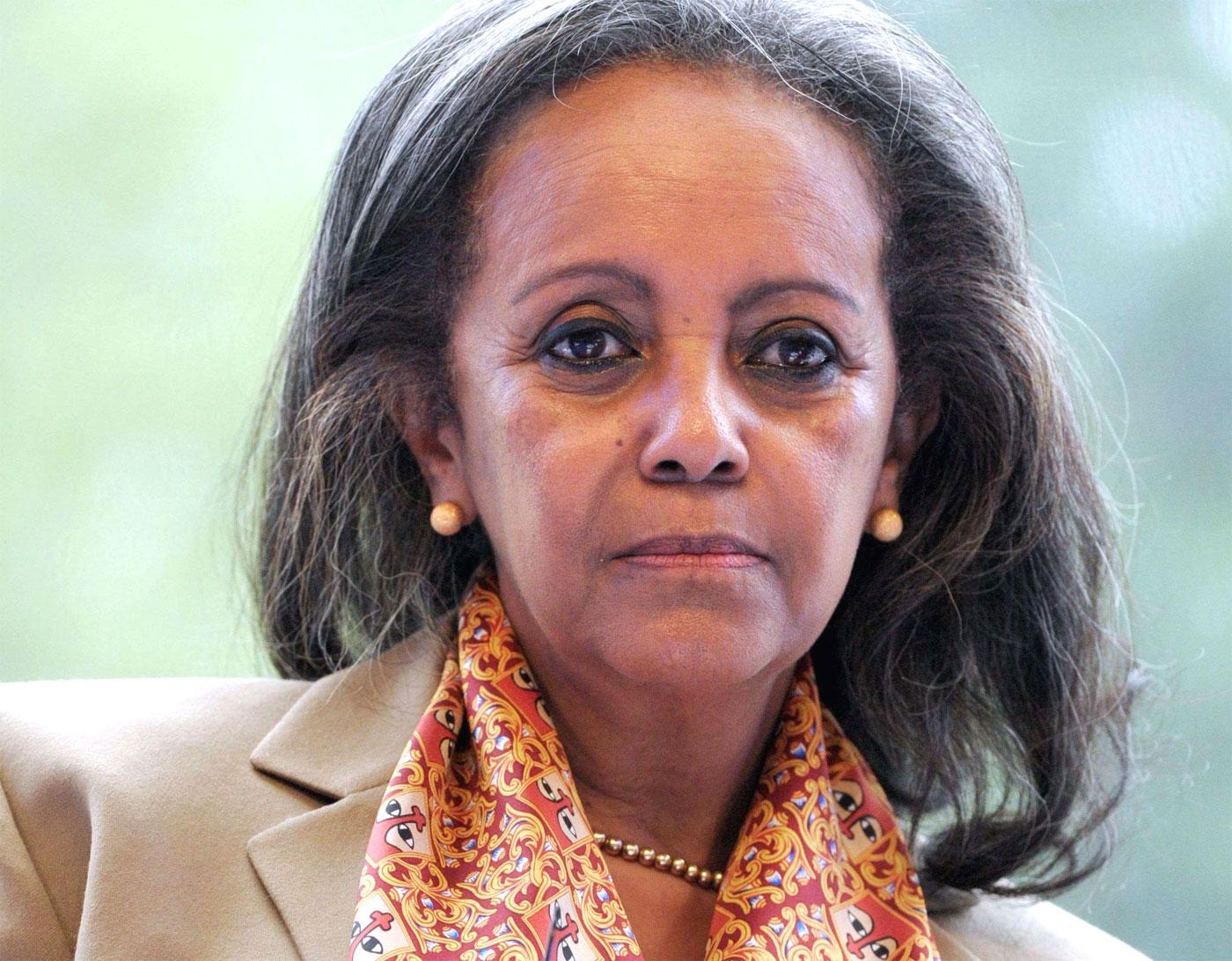 President Sahle-Work Zewde