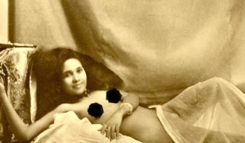nude african arab women