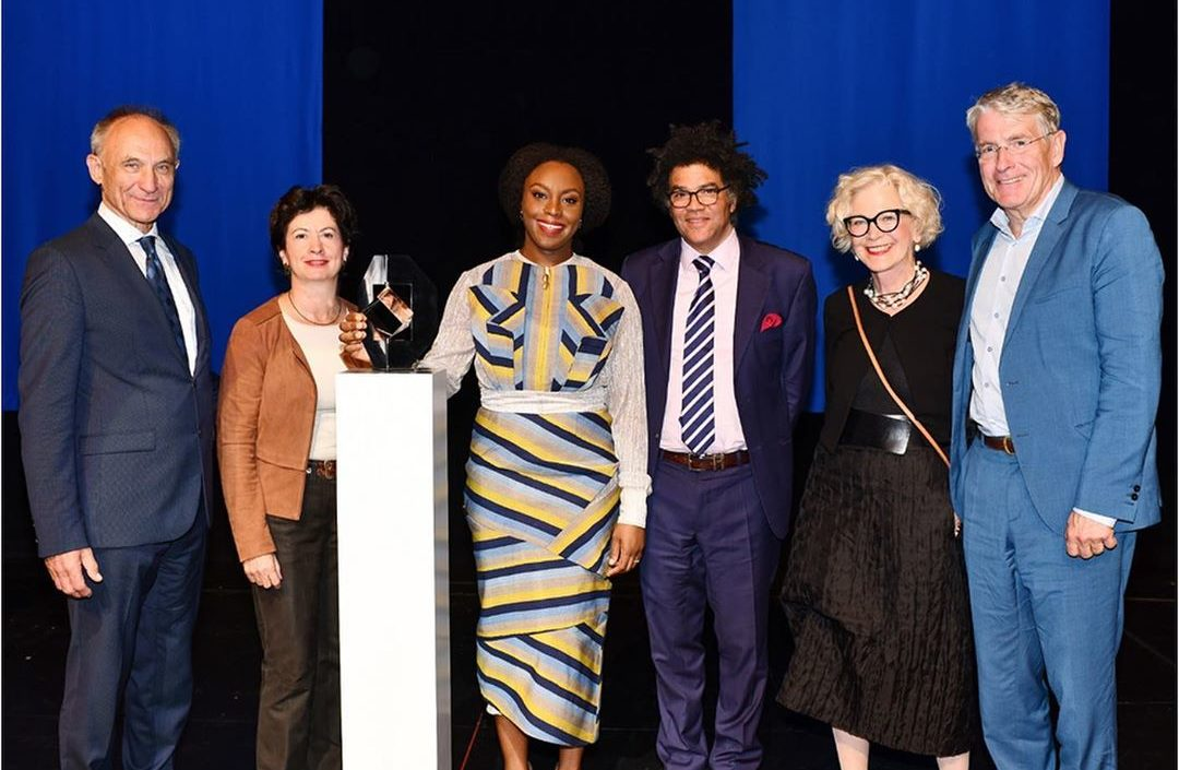 chimamanda ngozi adichie prism of reason award