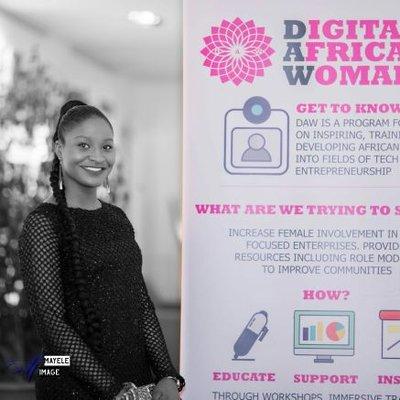 Khadijat Abdulkadir, Founder, Digital African Woman