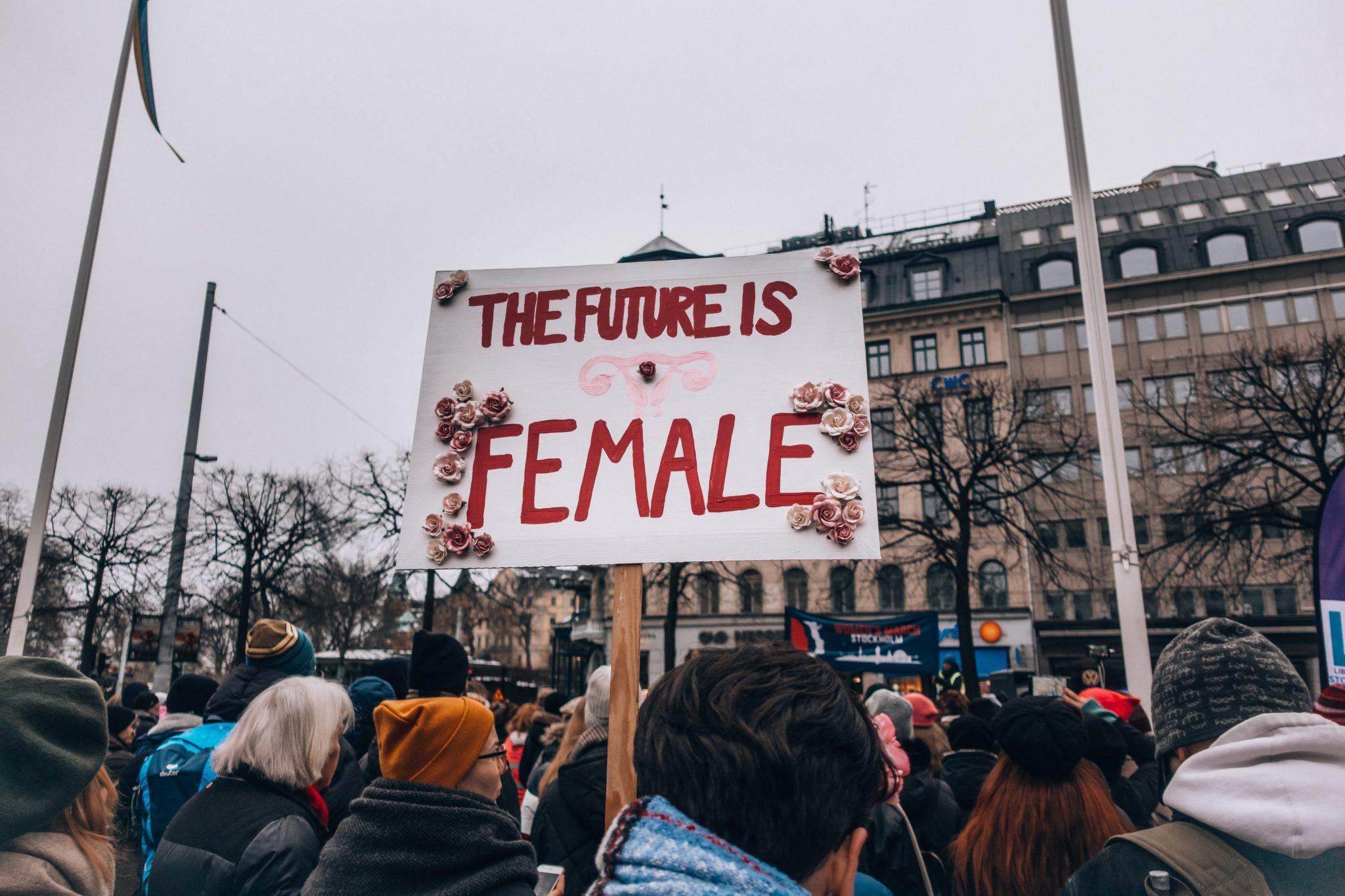 Can modern feminism start the descrimination of men?