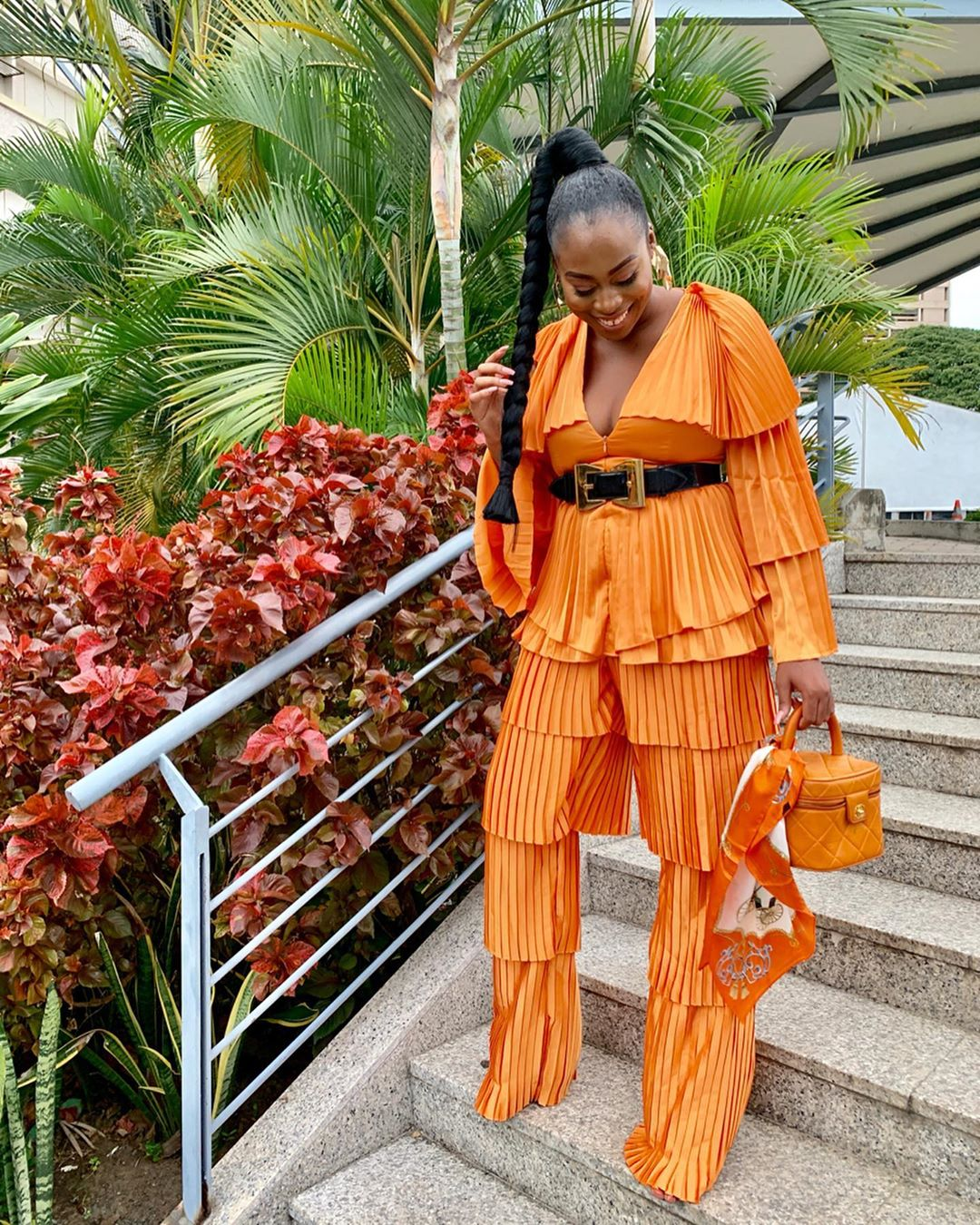 Amazing Styles That Rocked The Heineken Lagos Fashion Week 2019