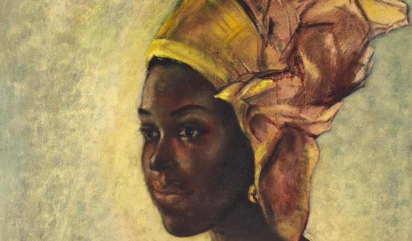 Christine Ben Enwonwu's Painting Sold for 1.4 million dollars