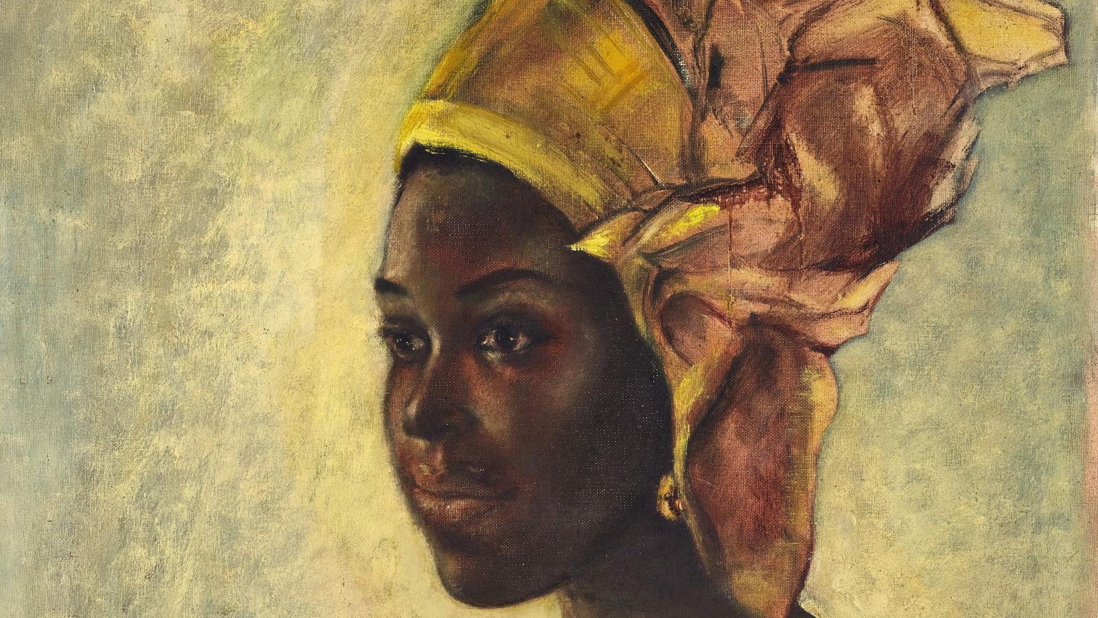 Christine Ben Enwonwu's Painting Sold for 1.4 million dollars