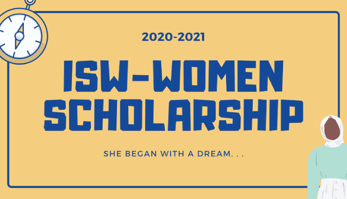 Apply For The International Scholarship For Women 2020-2021 in USA