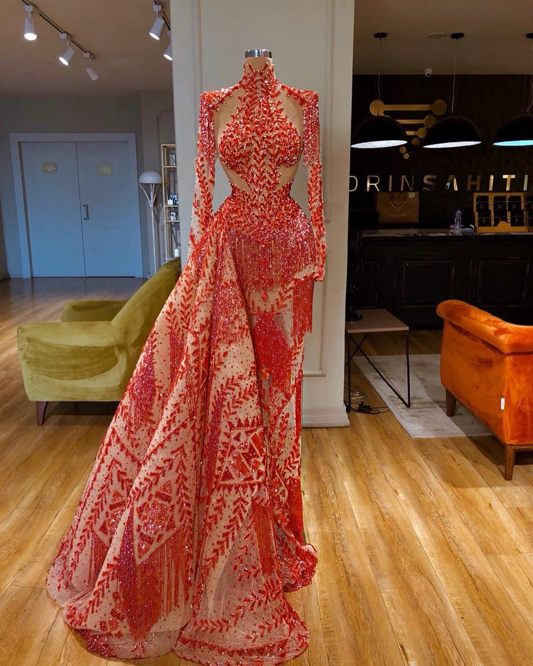 10 Valdrin Sahiti Wedding Reception Dresses
