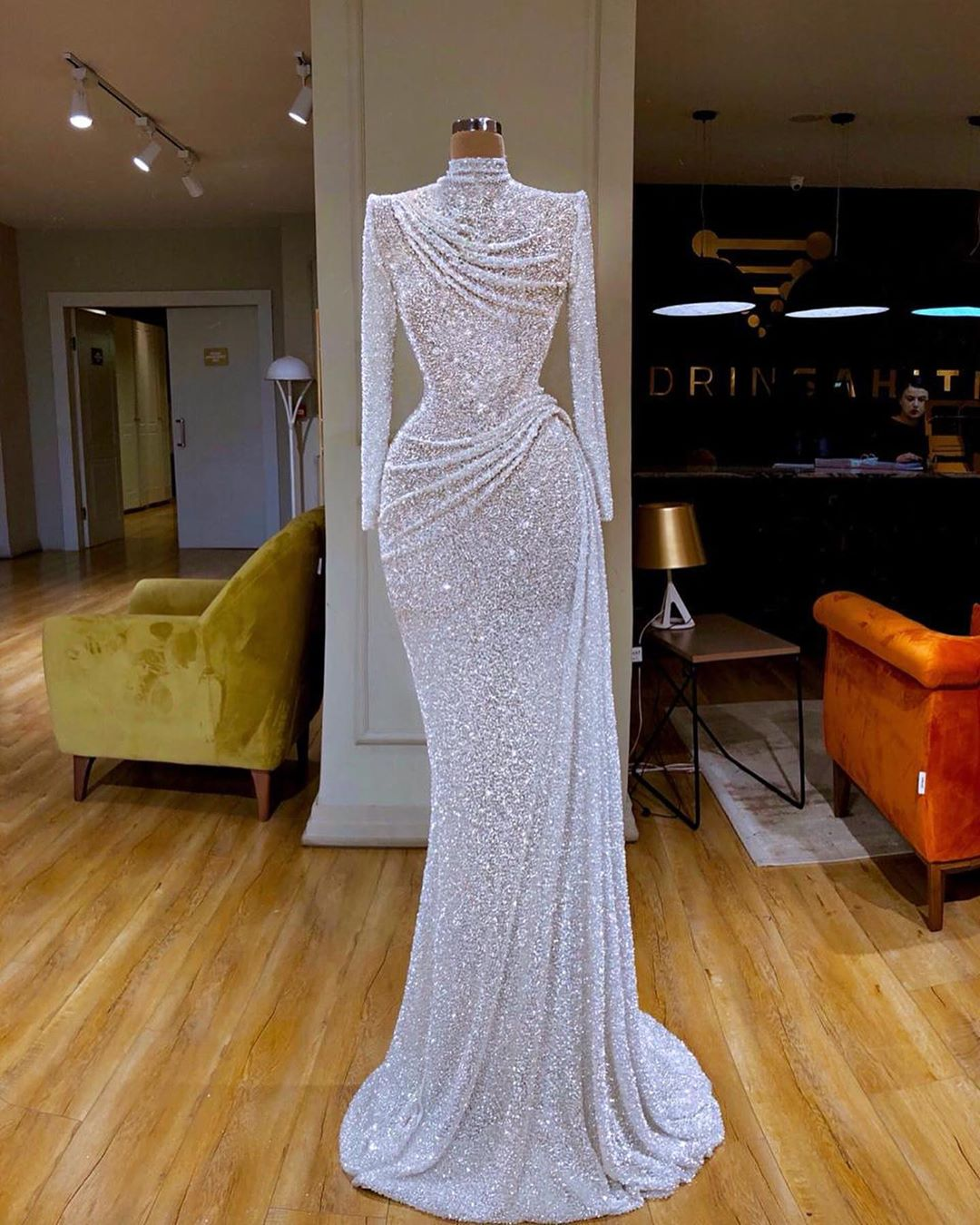 10 Valdrin Sahiti Wedding Reception Dresses