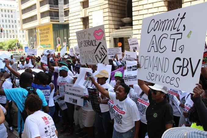 16 days of activism south africa