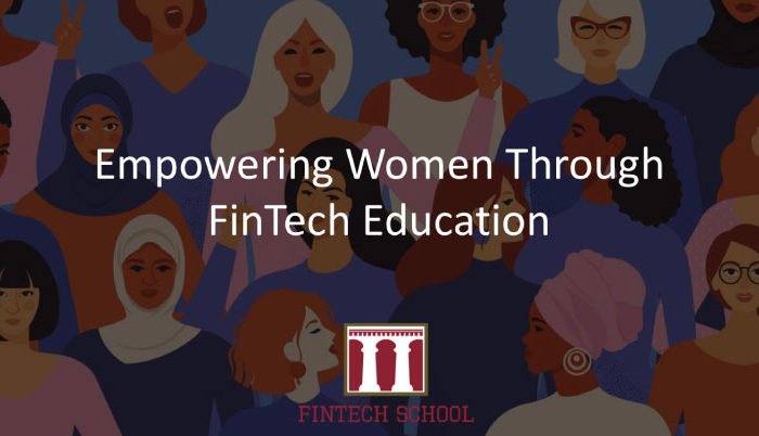 Scholarship - Empowering Women Through FinTech Education