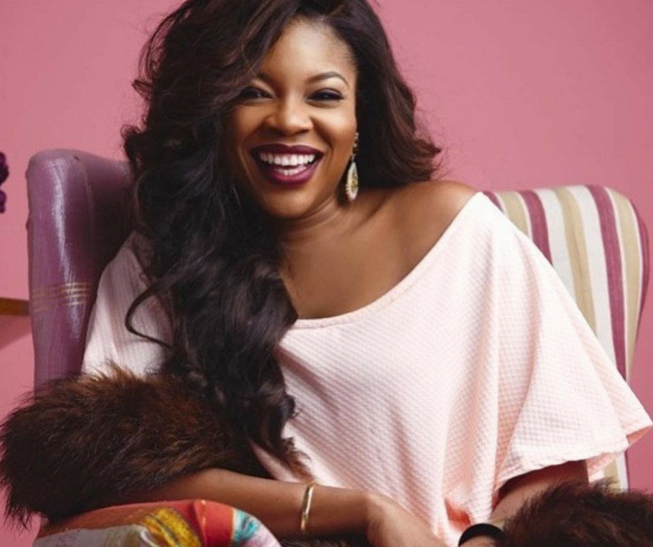 kemi adetiba female movie director in nigeria