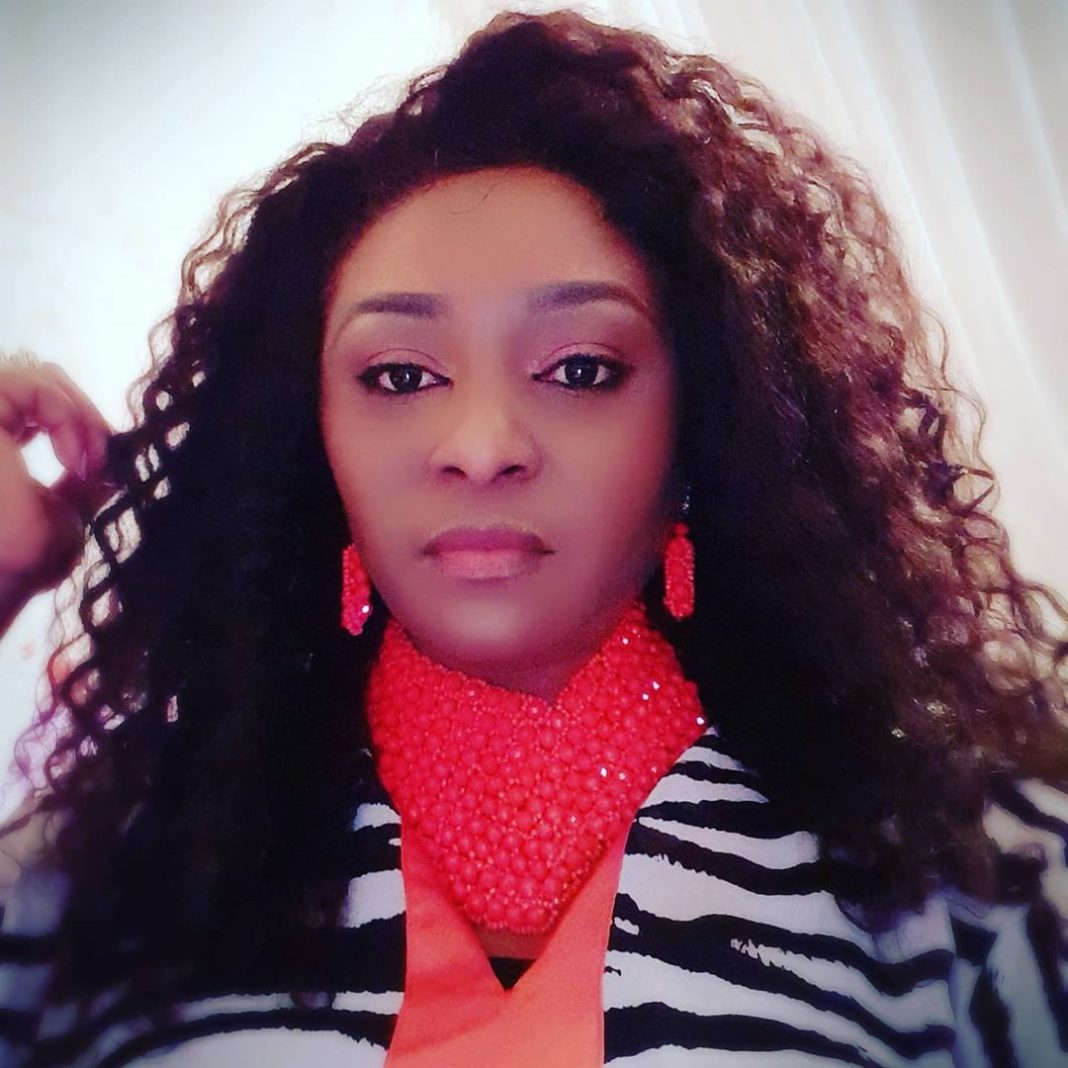 victoria inyama shares advice to women going through domestic violence