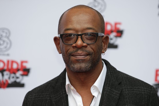 giselle glasman lennie james wife