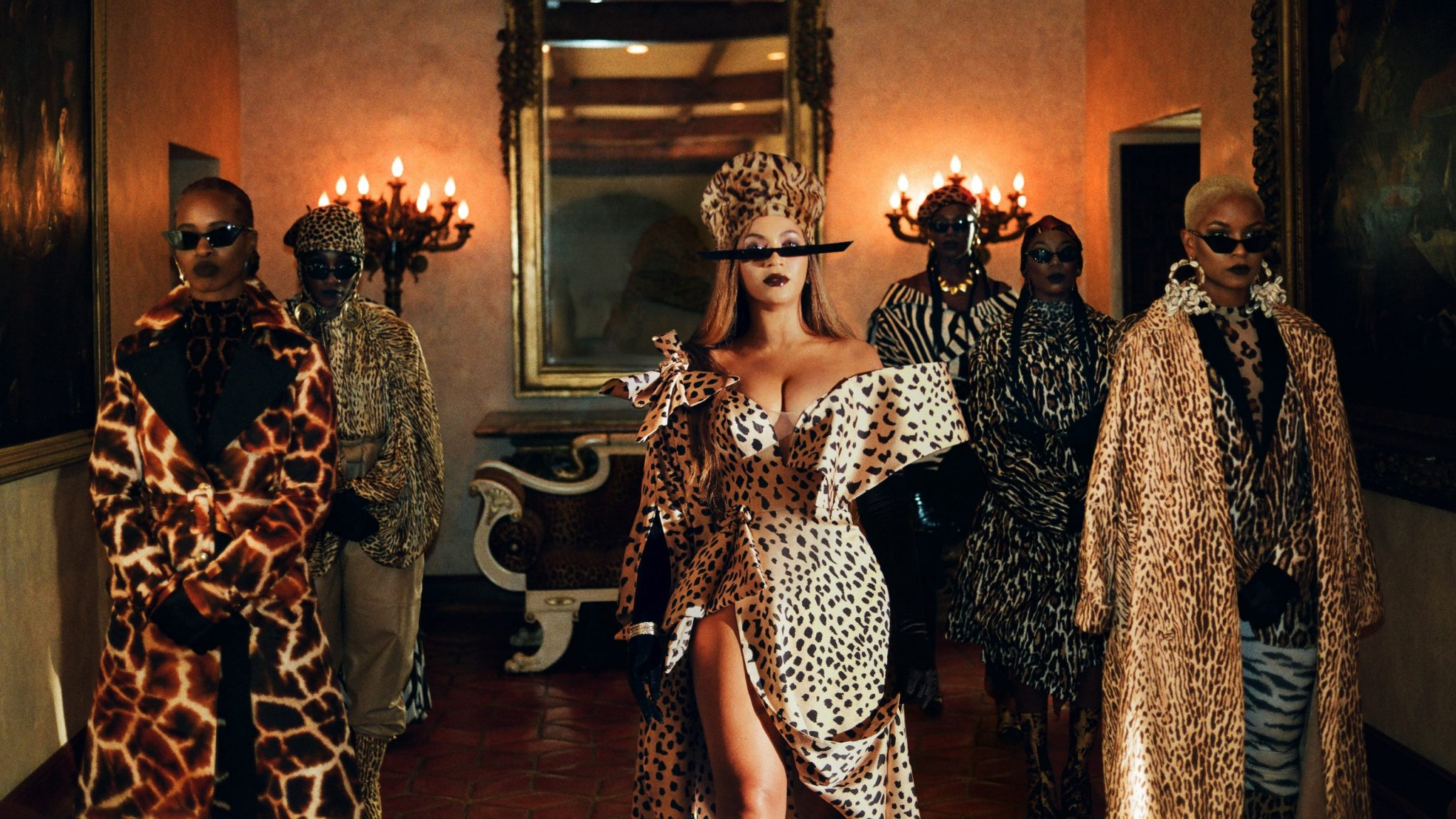 beyonce visual album black is king