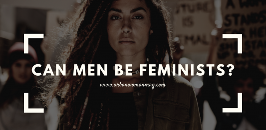can men be feminists?