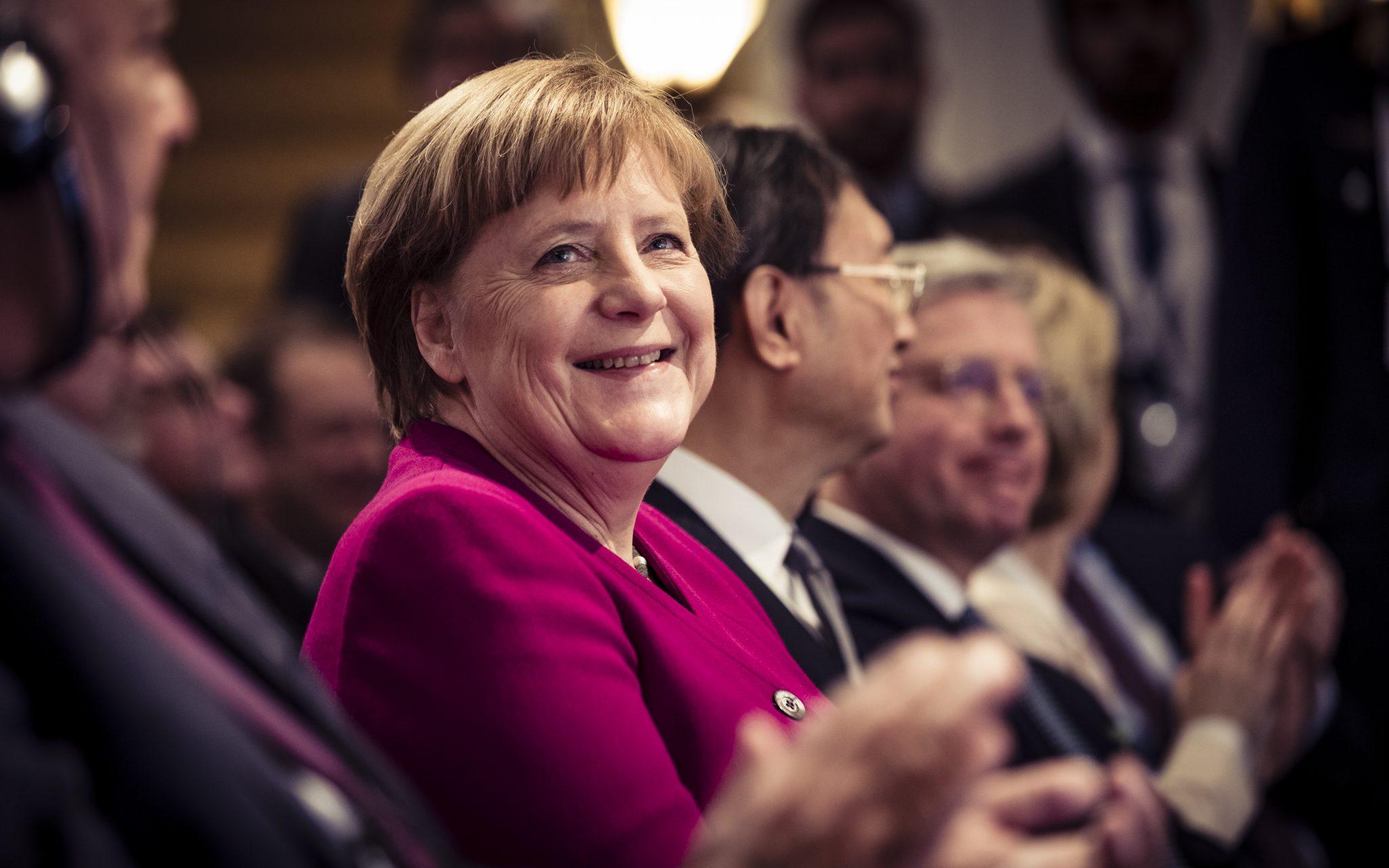 Biography of Angela Merkel - Urban Woman Magazine