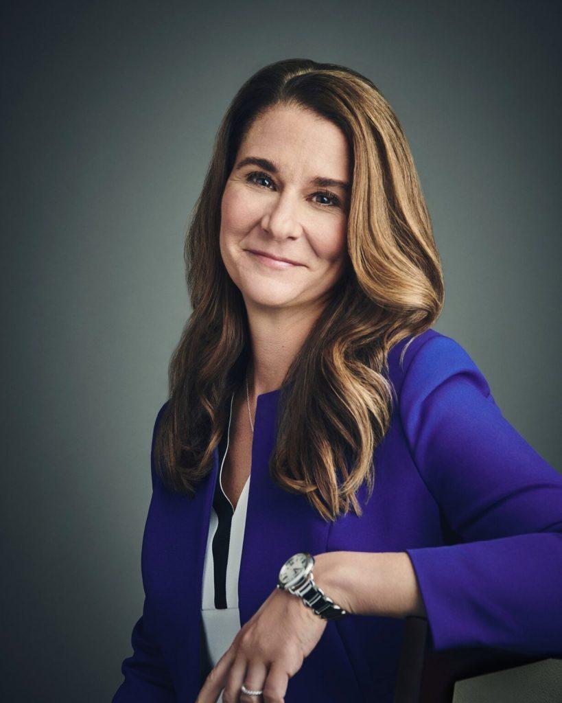 Biography of Melinda Gates