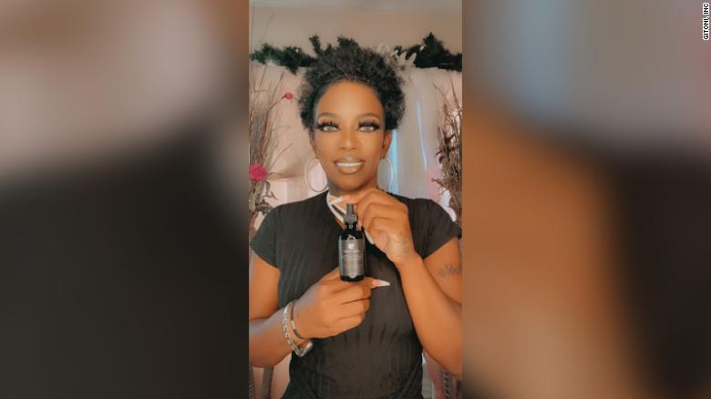 Gorilla Glue Girl, Tessica Brown Launches Hair Care Line