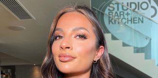 Christina Carmela - Too Hot To Handle Season 2