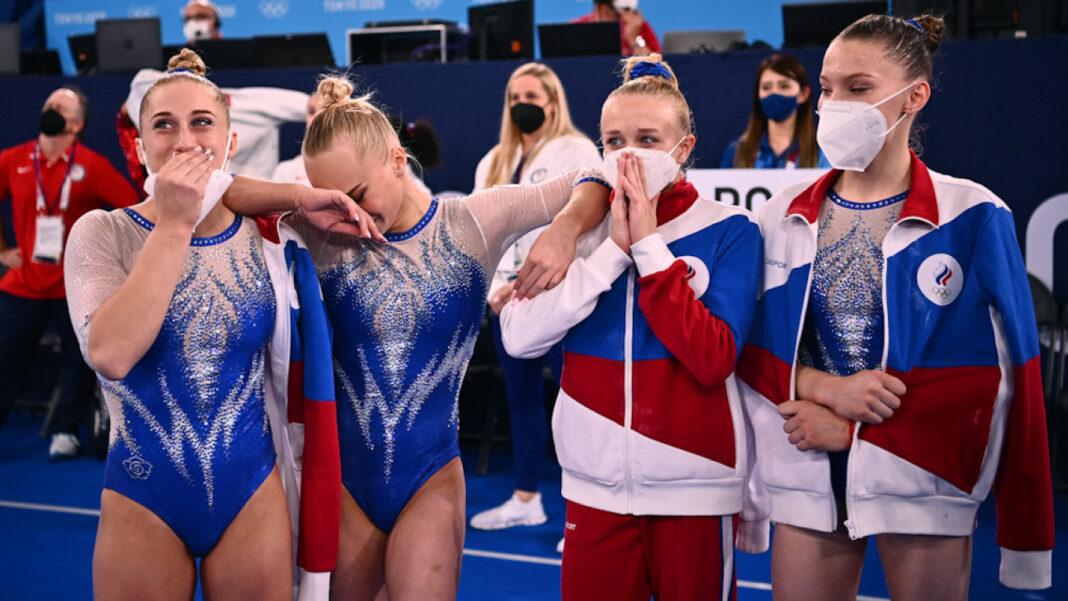 russian female gymnastics team 2021