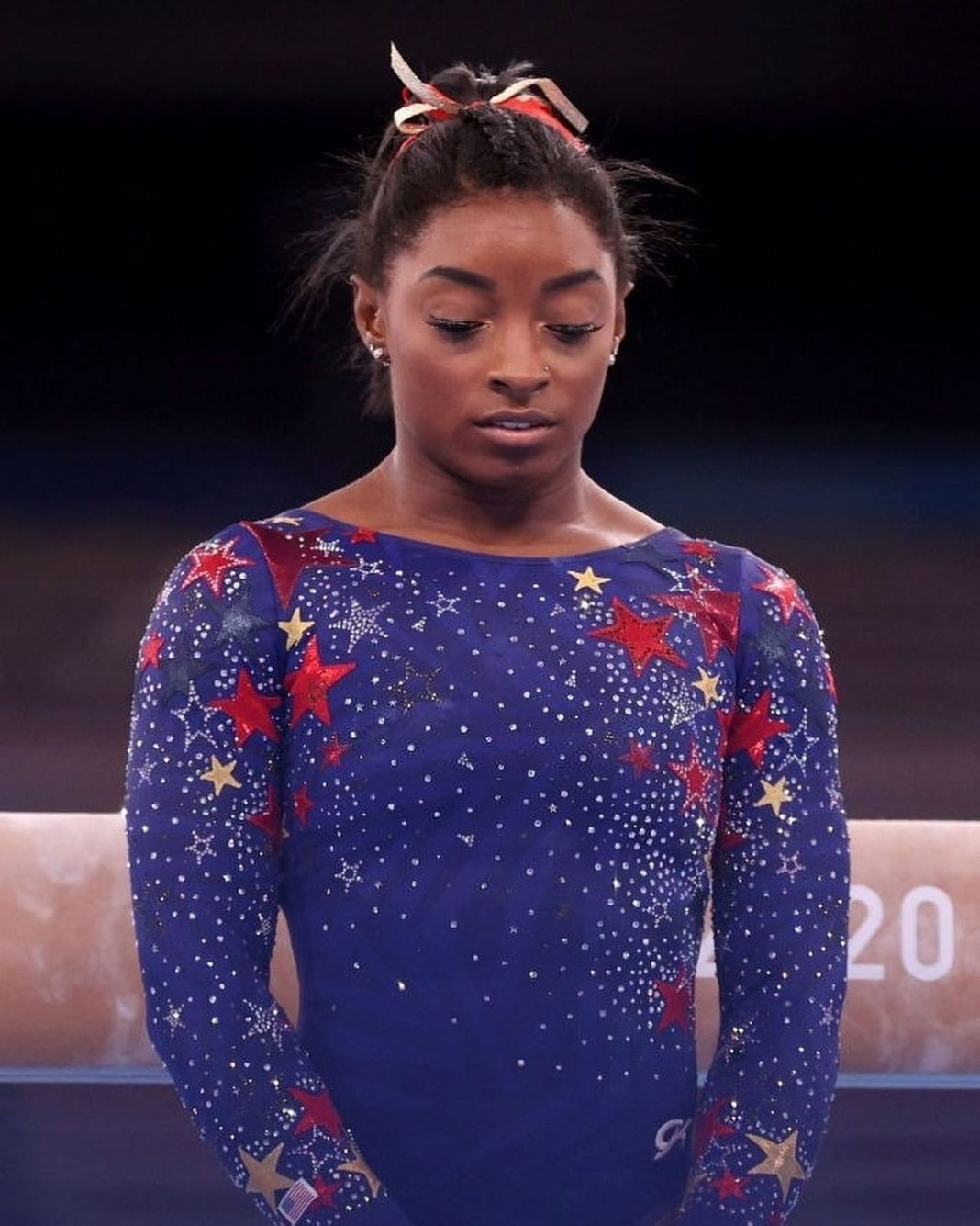 Simone Biles Bags Bronze Medal
