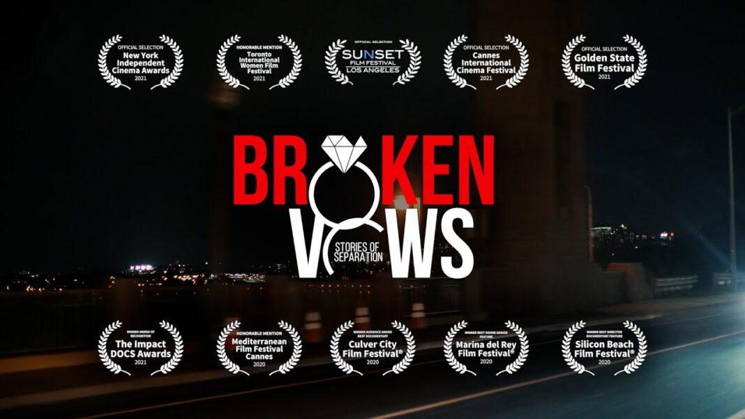 Broken Vows Stories of Separation