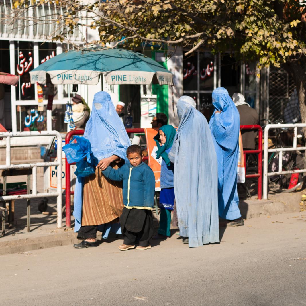 Afghanistan: Women Surviving Warlords