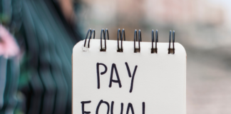 Not Just Equal Pay, but Also, Equal Say