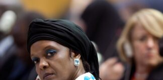 Grace Mugabe Challenges Court Order to Exhume Husband's Remains