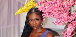 Tiwa Savage Says She's Being Blackmailed With Her Sex Video